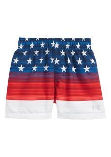 Under Armour Americana Stripe Volley Swim Trunks (Baby Boys)