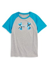 Under Armour Arid Camo Big Logo HeatGear® T-Shirt (Toddler Boys)