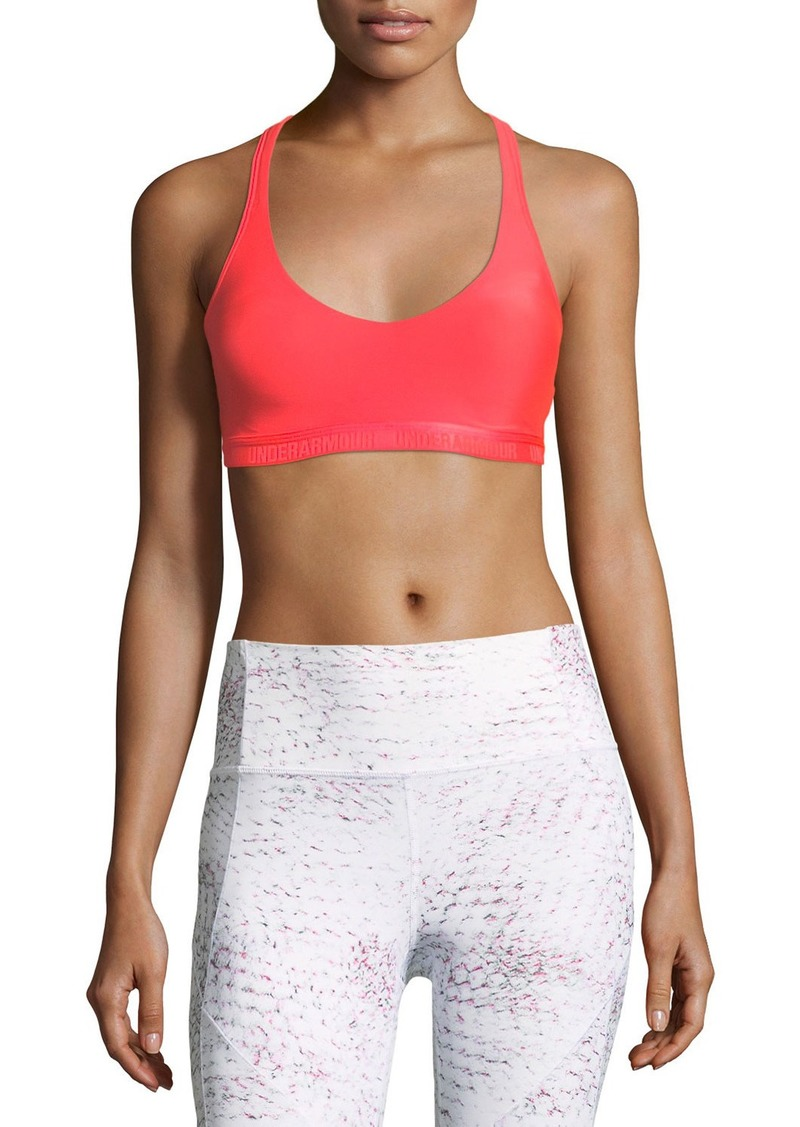 06b8053d9f Under Armour Armour® Eclipse Scoop-Neck Strappy Sports Bra