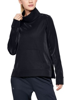 Under Armour Armour Fleece Mock-Neck Training Top