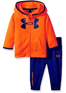 Under Armour Baby' Active Hoodie and Pant Set  0-3M