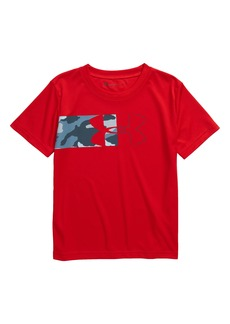 Under Armour Bandit Camo Big Logo HeatGear® T-Shirt (Toddler Boys & Little Boys)