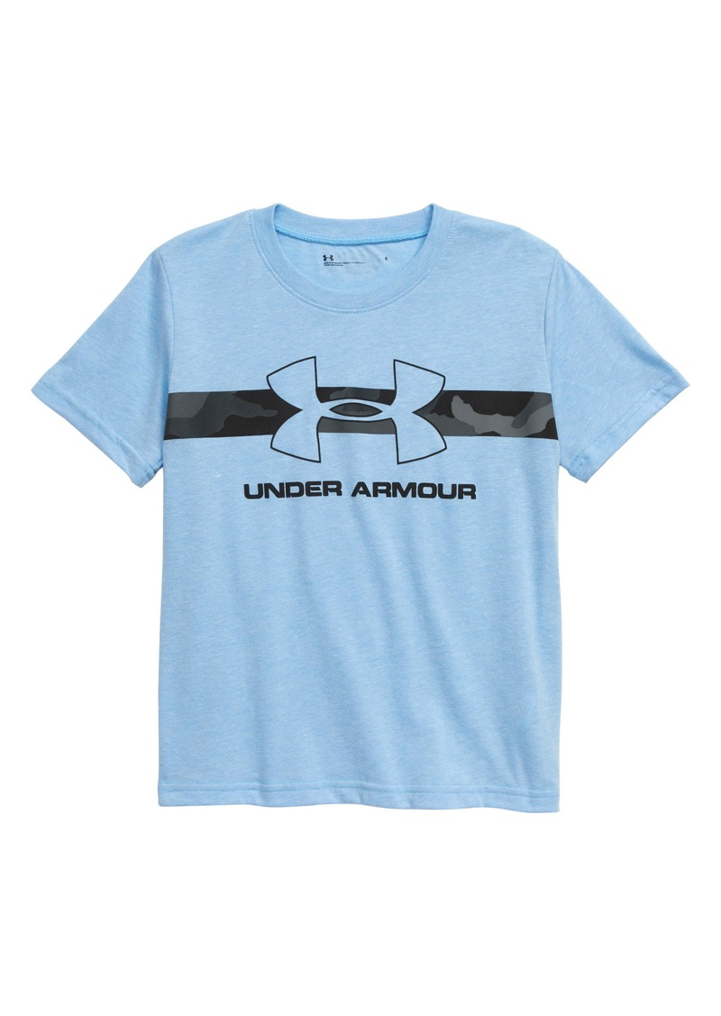 Under Armour Bandit Camo Logo T-shirt (Toddler Boys & Little Boys)