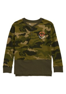 Under Armour Bandit Camo Print Henley (Toddler Boys & Little Boys)