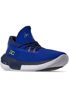 Under Armour Big Boys' Sc 3ZERO Iii Basketball Sneakers from Finish Line