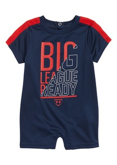 Under Armour Big League Ready HeatGear® Romper (Baby Boys)