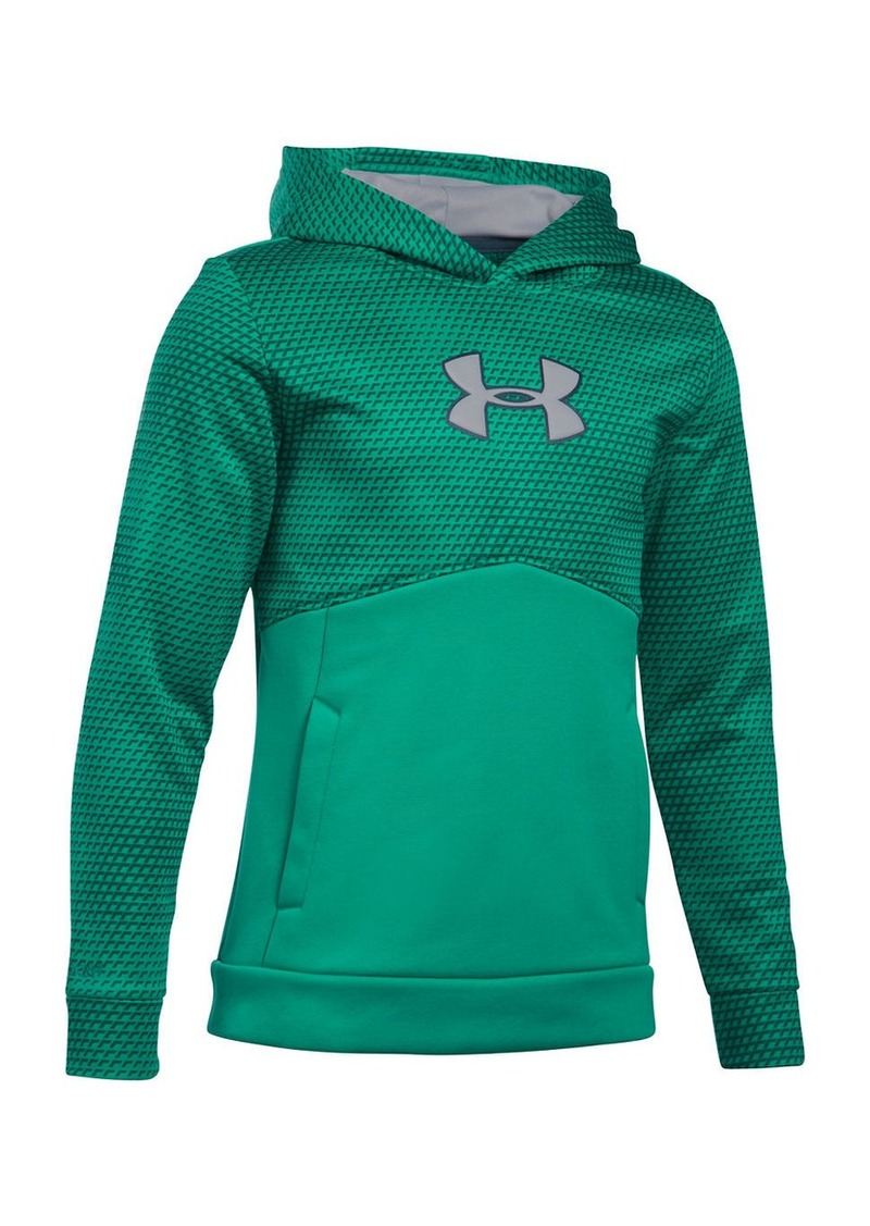 UNDER ARMOUR Boys 8-20 Colorblocked Hoodie