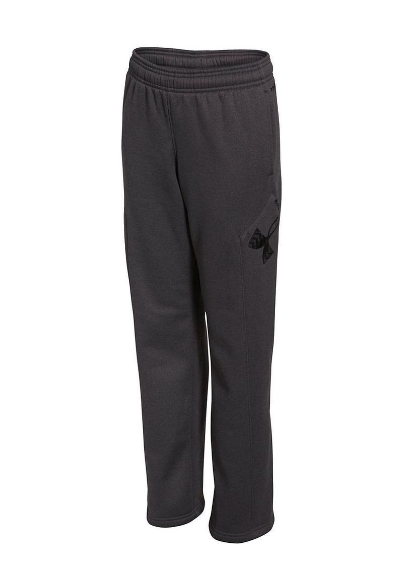 UNDER ARMOUR Boys 8-20 Storm Armour Fleece Pants