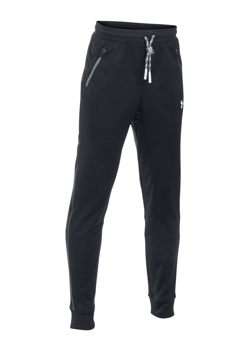 UNDER ARMOUR Boys 8-20 Tapered Cuffs Jogger Pants