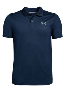 Under Armour Boy's Athletic Polo Shirt