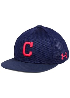 Under Armour Boys' Cleveland Indians Twist Cap