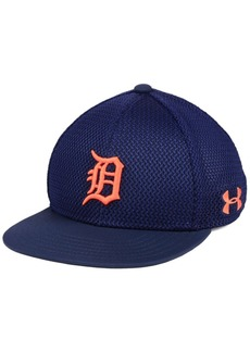 Under Armour Boys' Detroit Tigers Twist Cap