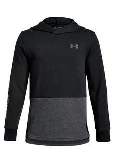 Under Armour Boy's Double Knit Fleece Hoodie