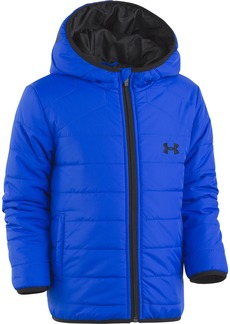 Under Armour Boys' Feature Puffer Jacket  12M