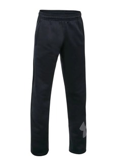 Under Armour Boy's Fleece Big Logo Pants