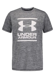 Under Armour Boy's Heathered Surf Tee
