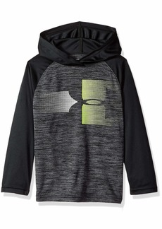 Under Armour Boys' Little Pull Over Hoody with Pocket