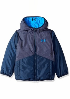 Under Armour Boys' Little Reversible Pronto Puffer Jacket