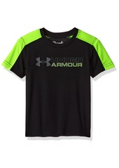 Under Armour Boys' Little UPF Short Sleeve Tee