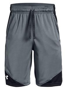 Under Armour Boy's Logo Drawstring Shorts