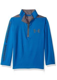 Under Armour Boys' Longevity 1/4 Zip Sweater