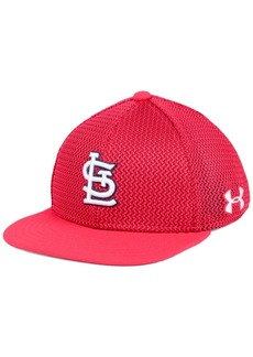 Under Armour Boys' St. Louis Cardinals Twist Cap
