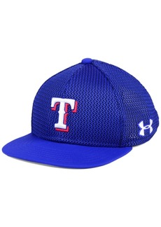 Under Armour Boys' Texas Rangers Twist Cap