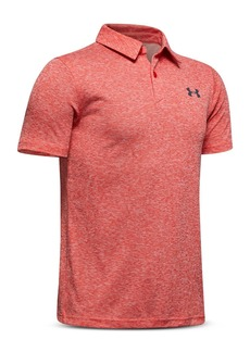 Under Armour Boys' Tour Tips Polo Shirt - Big Kid