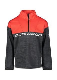 Under Armour Boys' Twist Quarter Zip Pullover - Little Kid