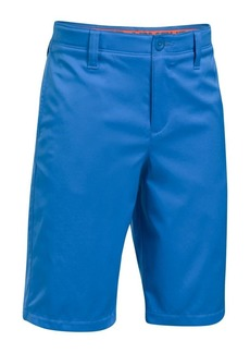 Under Armour Boy's UA Match Play Golf Shorts