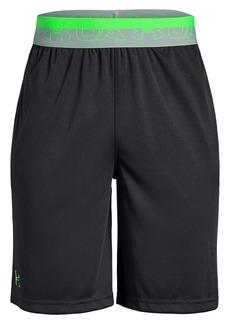 Under Armour Boy's UA Prototype Elastic Shorts
