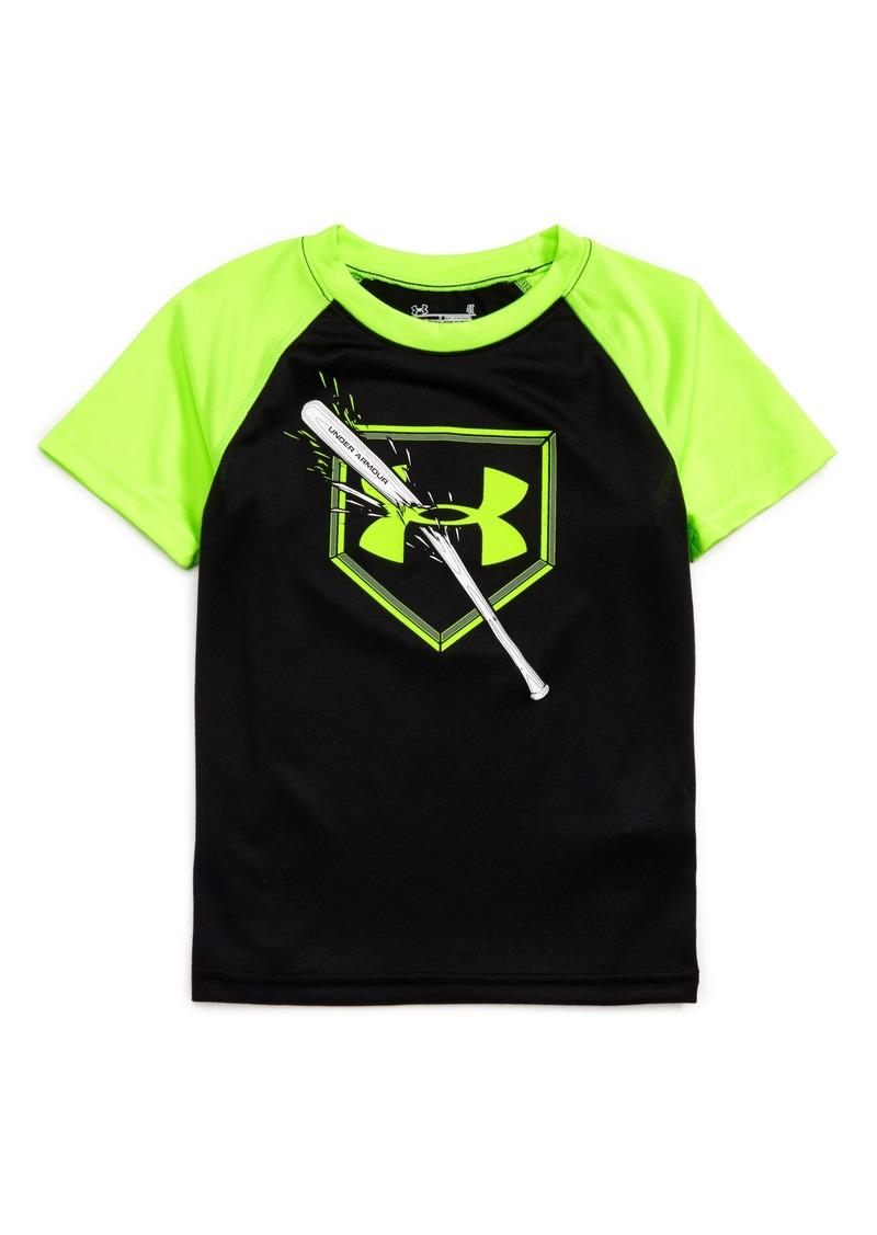 Under Armour Under Armour Breaking Bat Graphic T Shirt