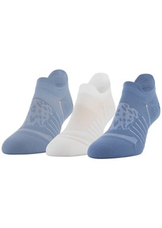 Under Armour Breathe 3-Pk. No-Show Tab Women's Socks