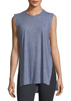 Under Armour Breathe Slit-Side Tunic Tank