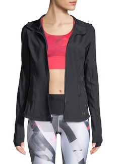 Under Armour Breathelux Full Zip Long-Sleeve Performance Jacket