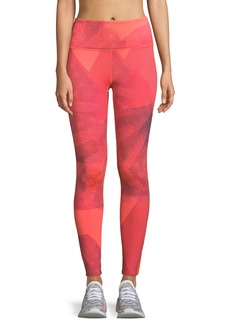Under Armour Breathelux High-Rise Printed Performance Leggings