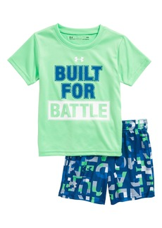 Under Armour Built for Battle T-Shirt & Shorts Set (Baby Boys)