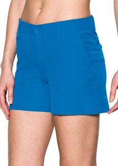 Under Armour Button Zip Fly Shorts