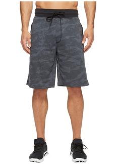 Under Armour Camo Fleece Shorts