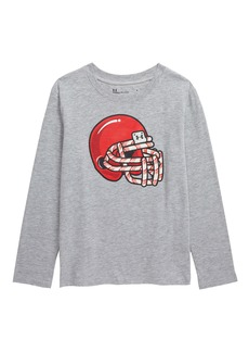 Under Armour Candy Cane Football Scented T-Shirt (Toddler Boys & Little Boys)