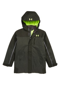 Under Armour Castlerock Storm ColdGear® Hooded Jacket (Big Boys)