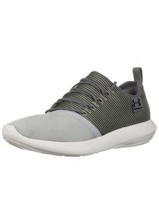 Under Armour Women's Charged All-Day Sneaker Overcast Gray (1)/Rhino Gray