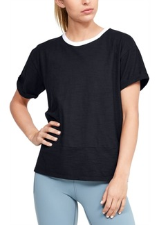 Under Armour Charged Cotton Ringer T-Shirt