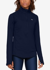 Under Armour ColdGear Fleece-Lined Half-Zip Top