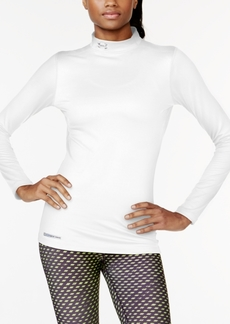 Under Armour ColdGear Fleece-Lined Mock Neck Top