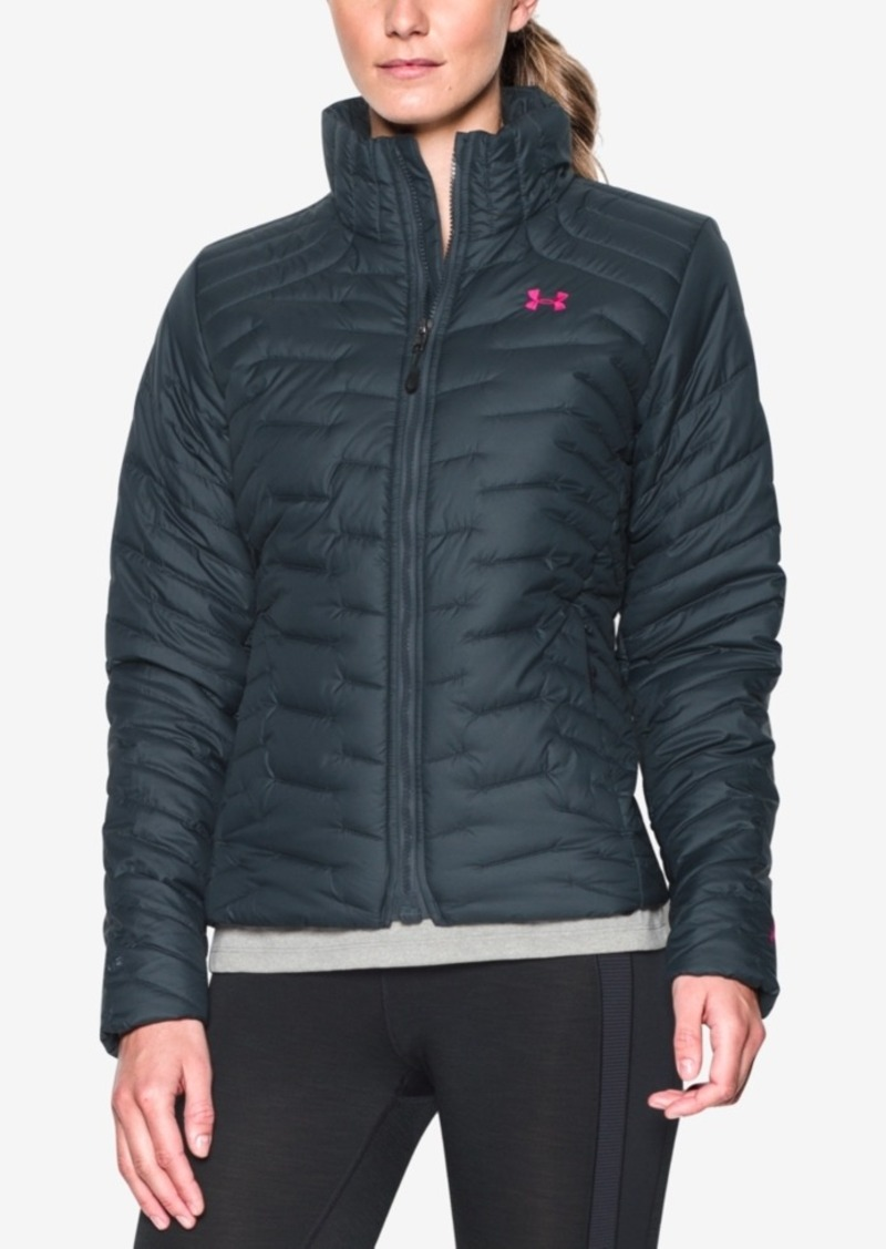Under Armour ColdGear Reactor Puffer Jacket