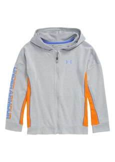 Under Armour ColdGear® Rival Full Zip Hoodie (Big Boy)