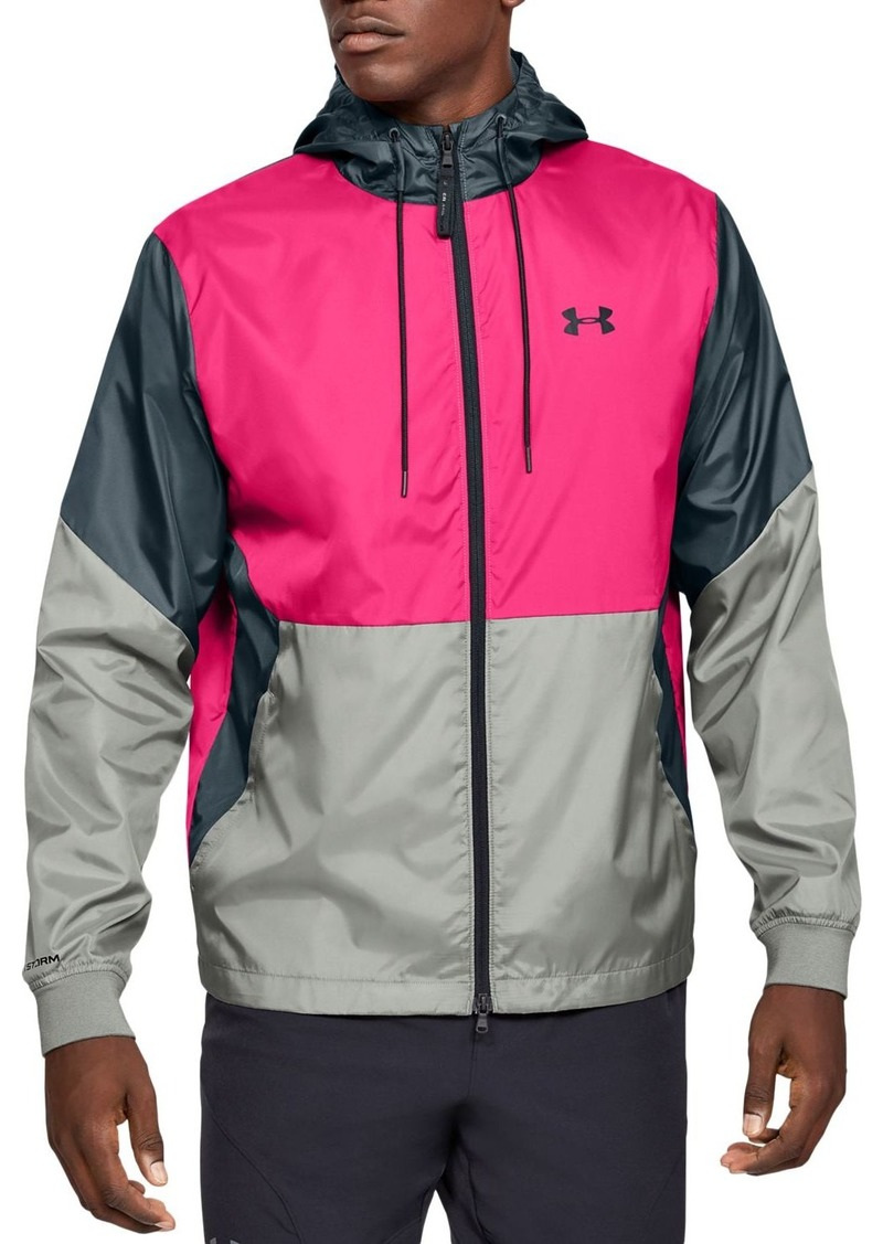 Under Armour Color-Block Regular Fit Field House Jacket