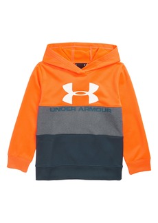 Under Armour Colorblock Hoodie (Toddler Boys & Little Boys)