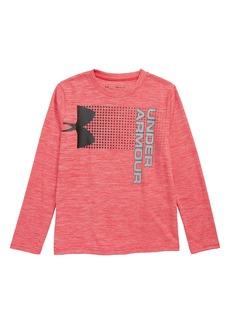 Under Armour Crossfade HeatGear® Graphic Shirt (Big Boys)